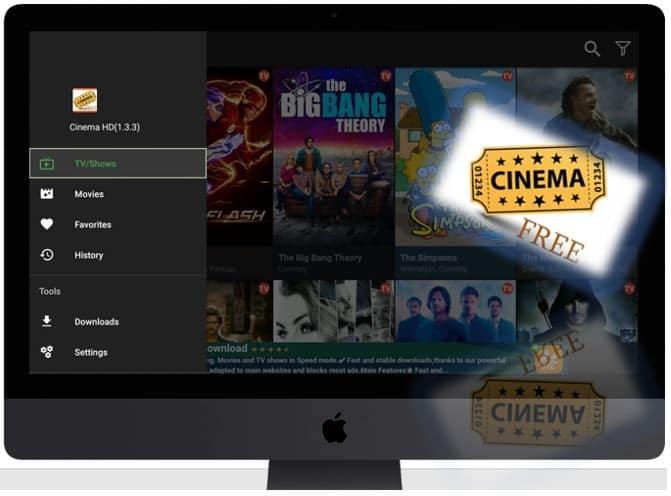 Cinema HD for Mac