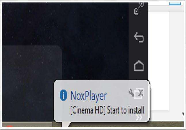 Pop Up on Nox App Player