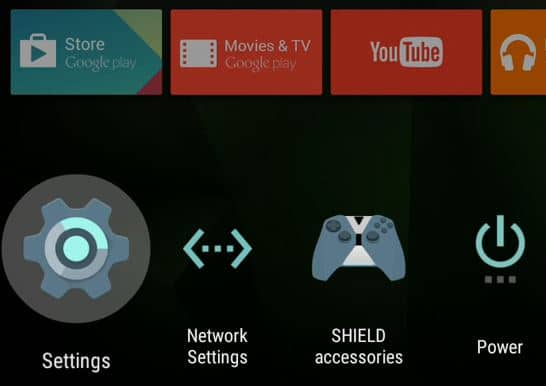Smart TV Settings