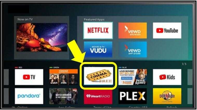 Cinema HD for Xbox One